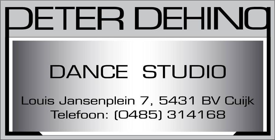 Peter Dehing Dance Studios